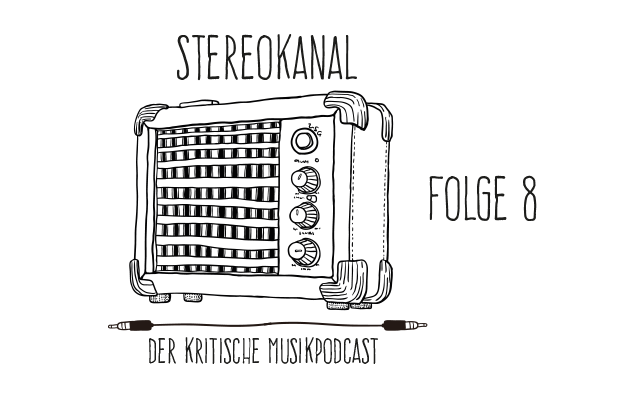 Stereokanal Podcast Folge 8: LieseMüllerMorrison on the Hypetrain