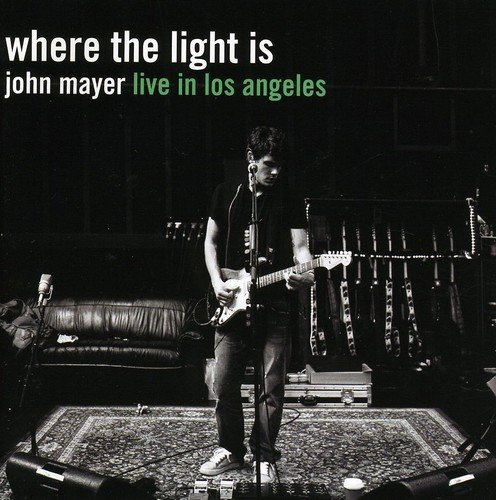 John Mayer - Where the light is: Live in L.A.