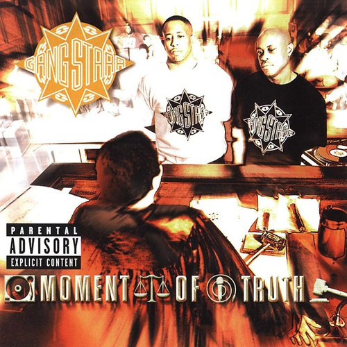 Gangstarr - Moment of Truth